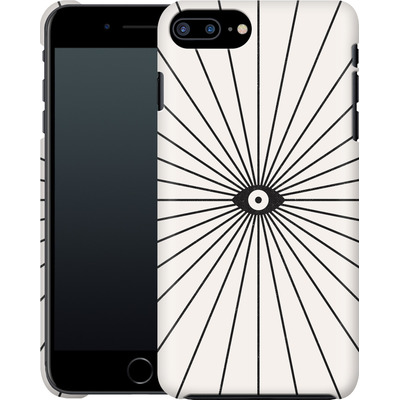 Apple iPhone 8 Plus Smartphone Huelle - Big Brother von Florent Bodart