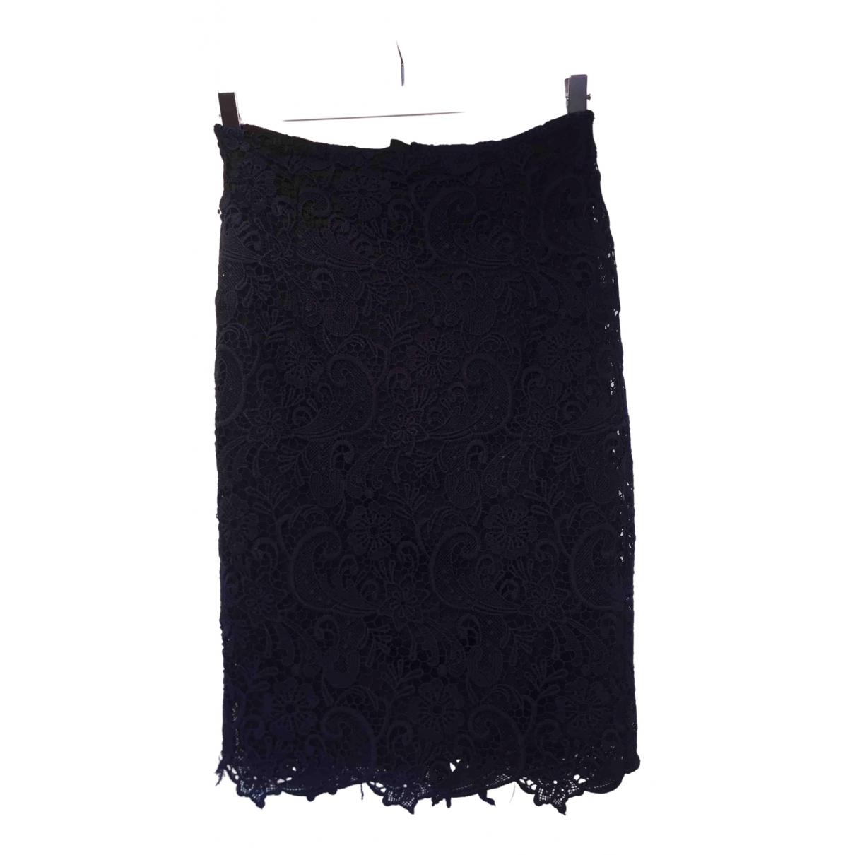 Zara N Navy skirt for Women M International