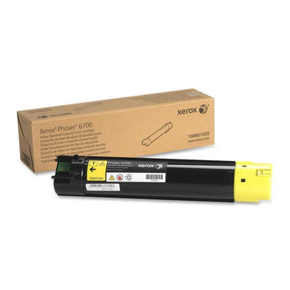 Xerox 106R01505 Original Yellow Toner Cartridge