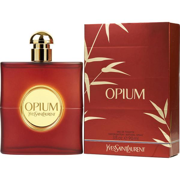 Opium Pour Femme - Yves Saint Laurent Eau de toilette en espray 90 ML