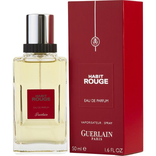 Habit Rouge - Guerlain Eau de Parfum Spray 50 ML
