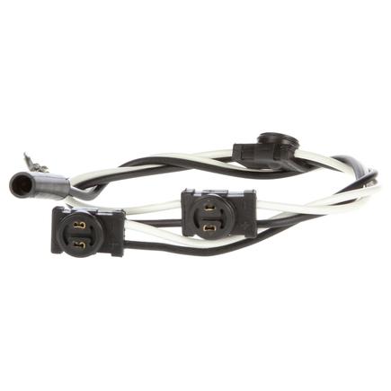 Truck Lite 96990 - 4 Plug, 22.75 In. Identification Harness, 16 Gauge