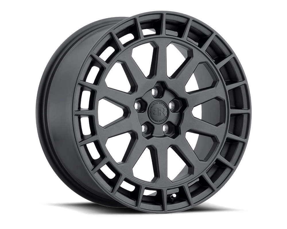 Black Rhino Boxer Wheel 18x8.5  5x127 -24mm Gunblack
