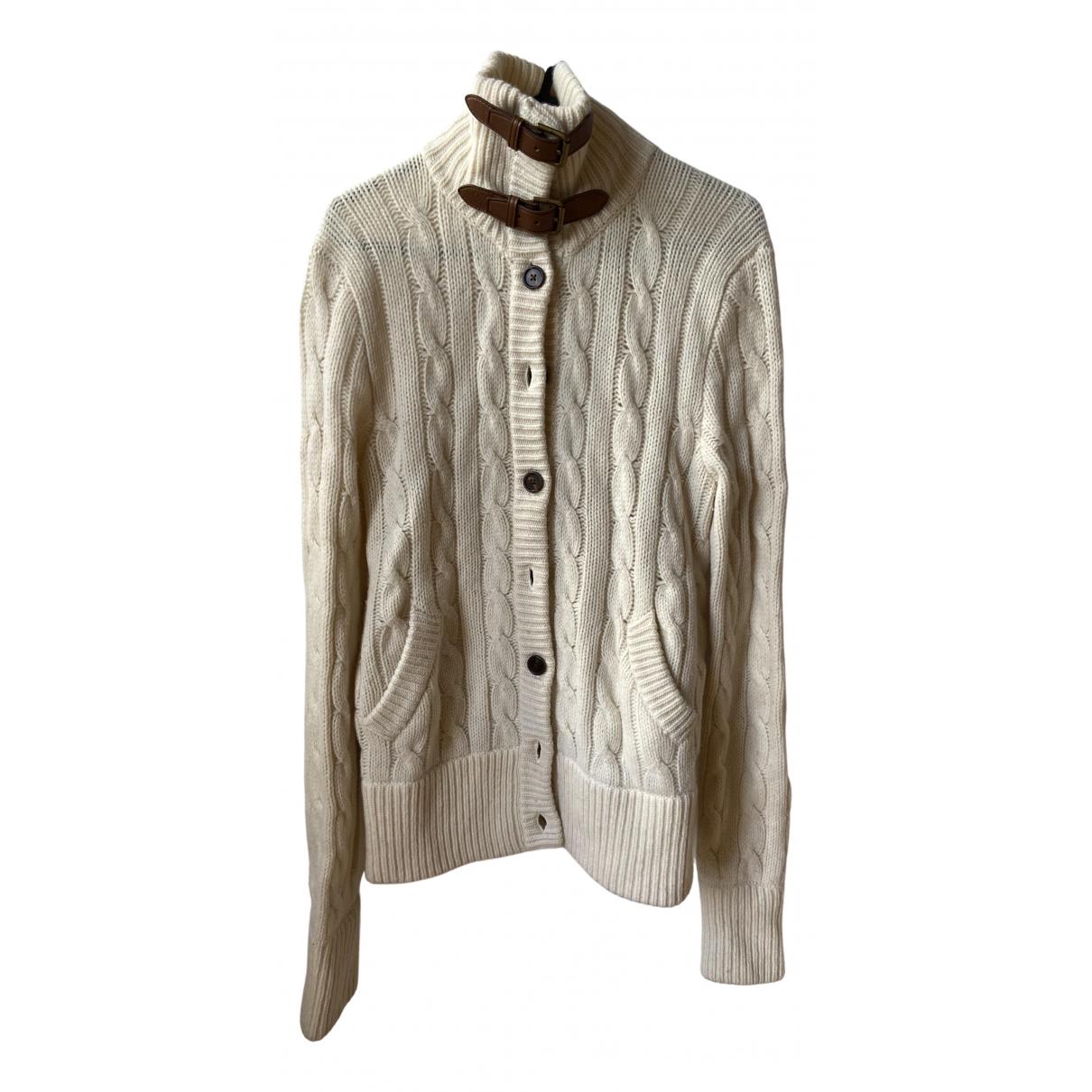 Ralph Lauren \N Pullover in  Beige Wolle