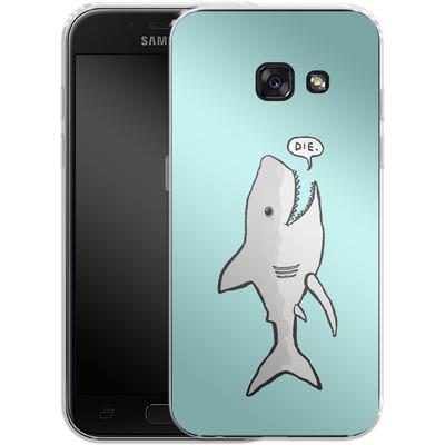 Samsung Galaxy A3 (2017) Silikon Handyhuelle - Die von caseable Designs
