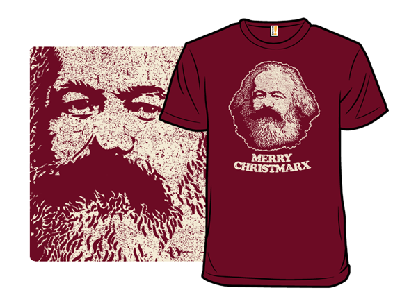 Merry Christmarx T Shirt