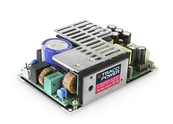 TRACOPOWER , 450W Embedded Switch Mode Power Supply SMPS, 48V dc, Open Frame, Medical Approved