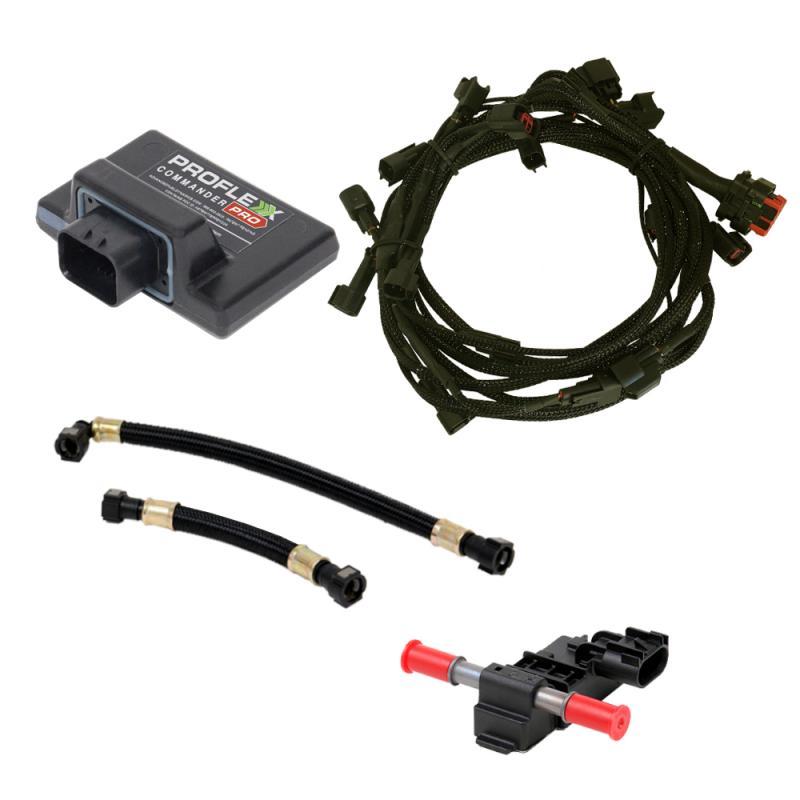 Advanced Fuel Dynamics PCP-C57C-1 Plug and Play Adaptive E85 Flex Fuel System for 2005-up 5.7L Chrysler 300C, 300S Chrysler 5.7L V8