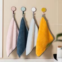 4 Stuecke saugfaehiger Reinigungstuch