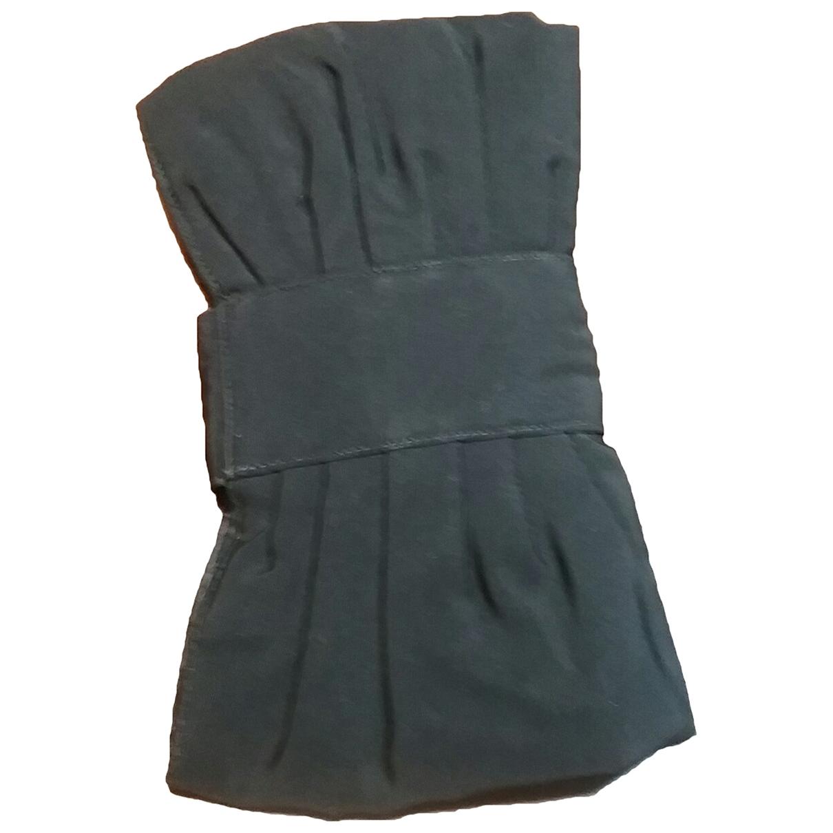 Furla \N Black Cotton handbag for Women \N