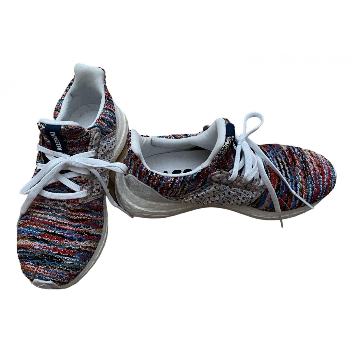 Adidas X Missoni \N Sneakers in  Bunt Leinen