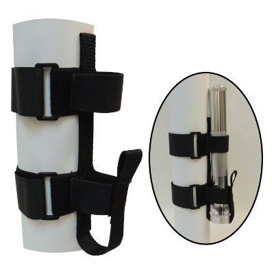 RT Off-Road Flashlight Holder (Black) - RT27043
