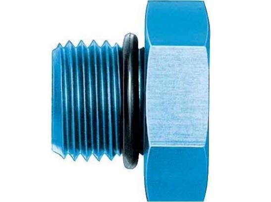 Aeroquip FCM3723 Universal #4 O-Ring Boss Plug