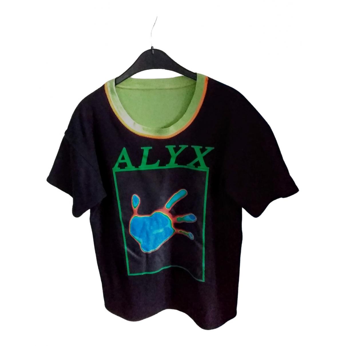 Alyx \N T-Shirts in  Gruen Baumwolle