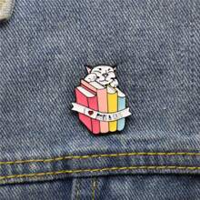 Creative Cartoon Brooch
