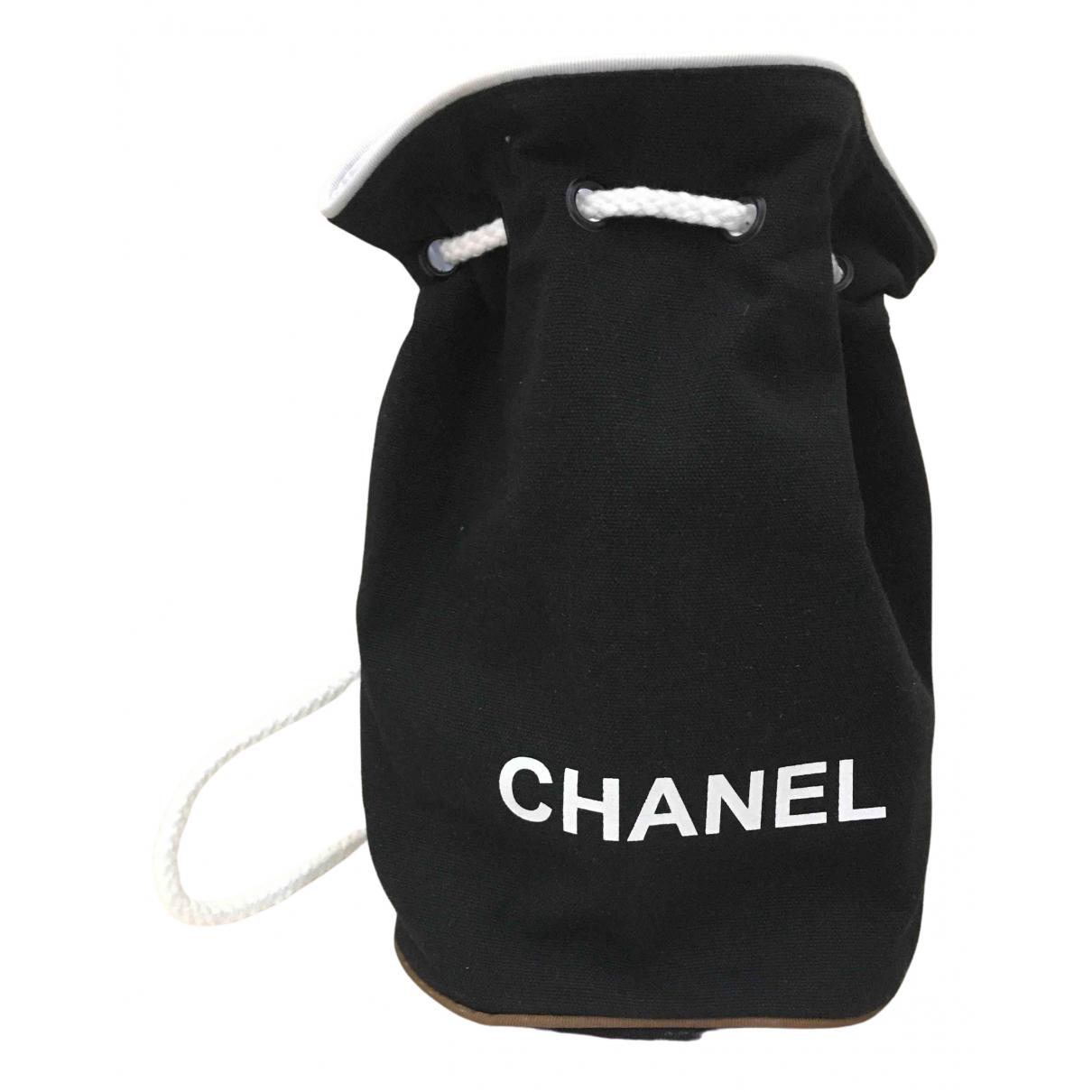 Mochila de Lona Chanel