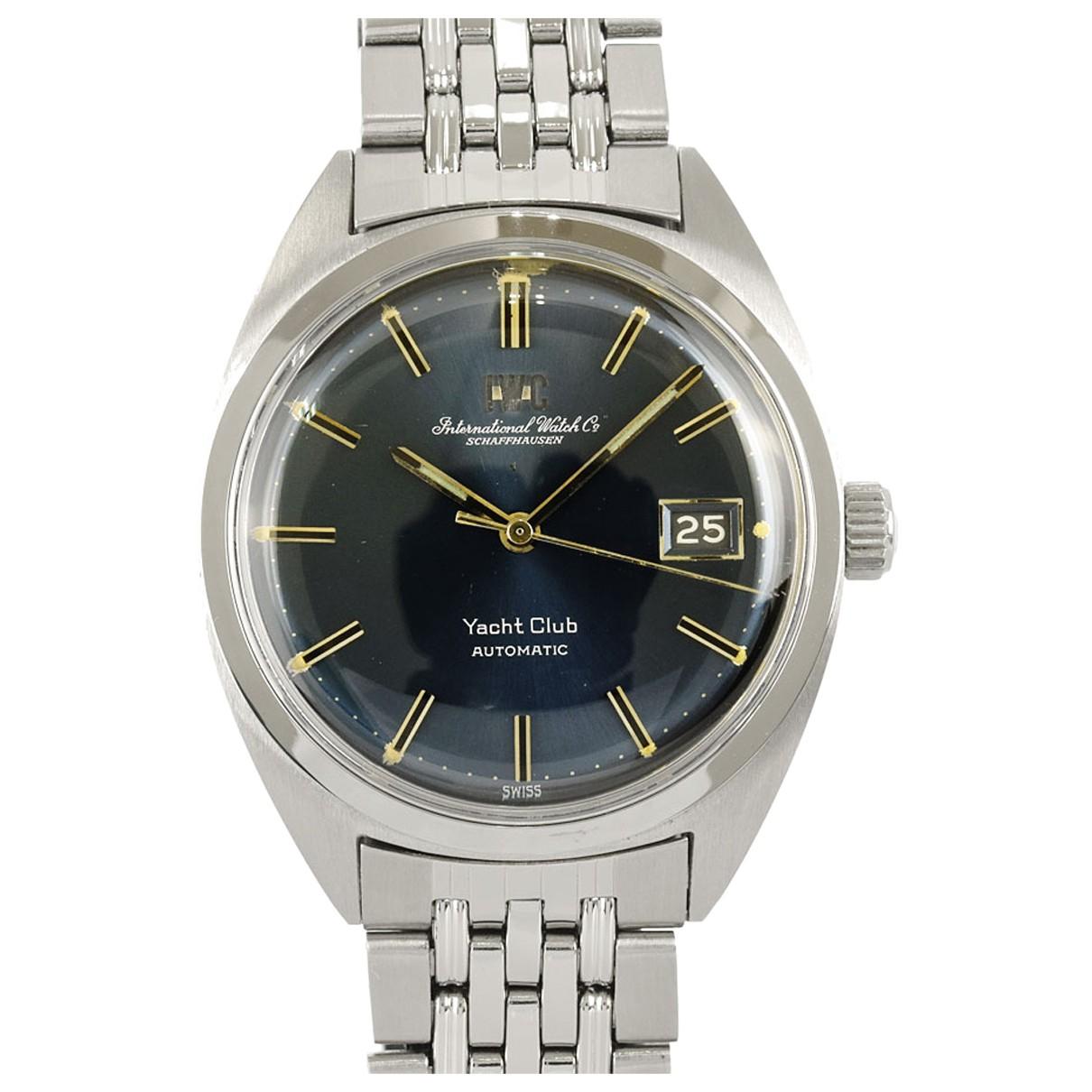 Iwc N Blue Steel watch for Men N