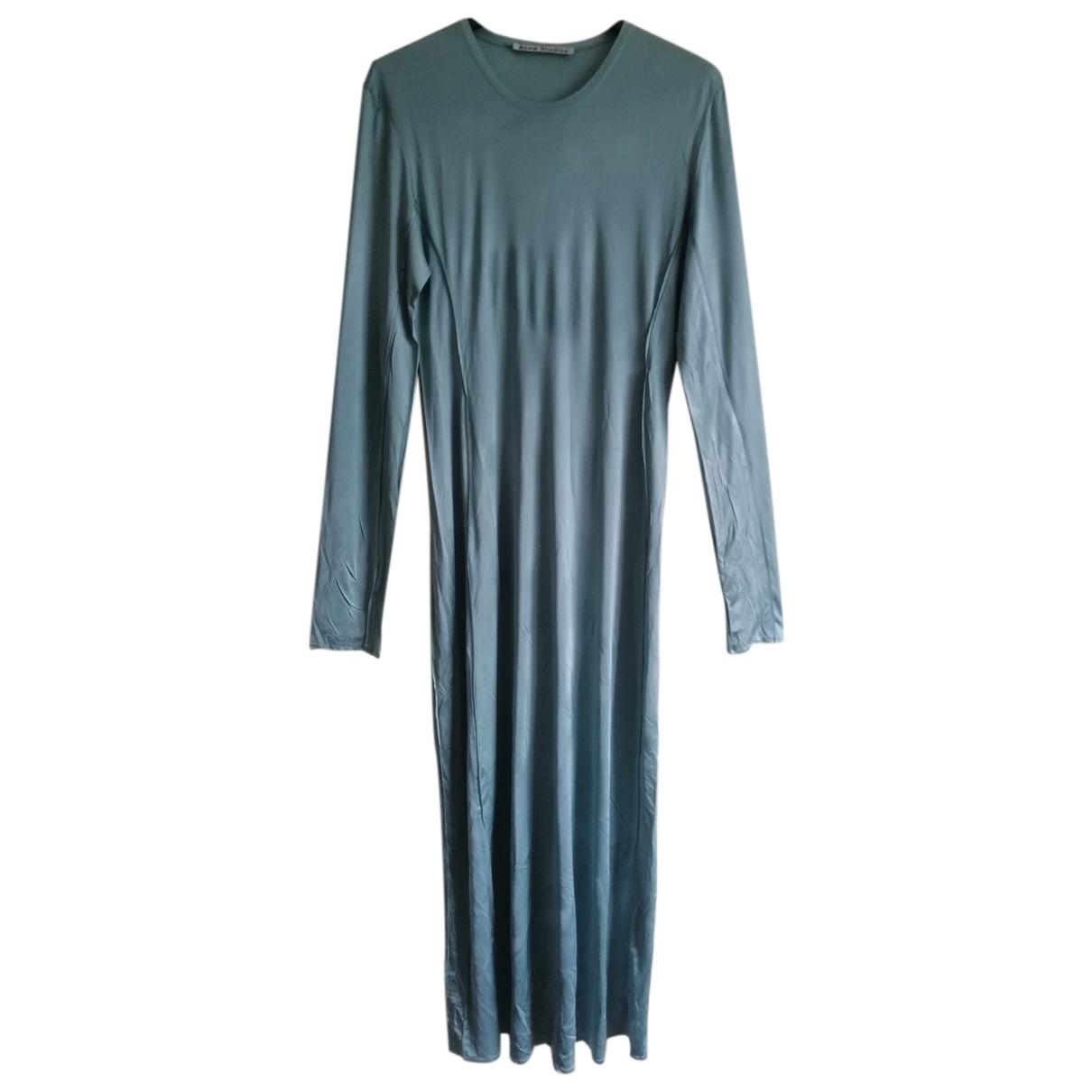 Acne Studios N Green dress for Women XS International