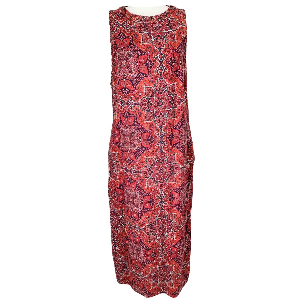 Zimmermann \N Red Cotton dress for Women 1 0-5