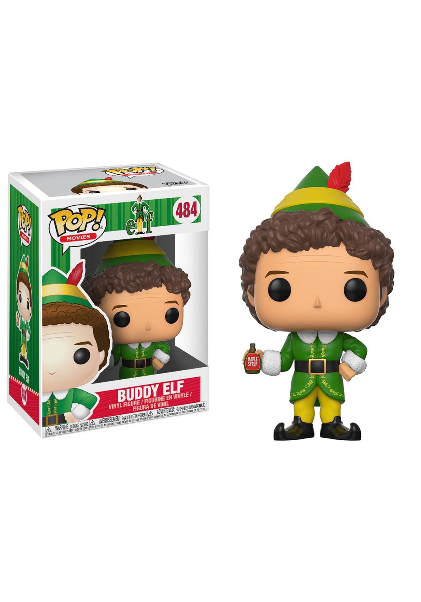 Pop! Movies: Elf-Buddy Vinyl Figure
