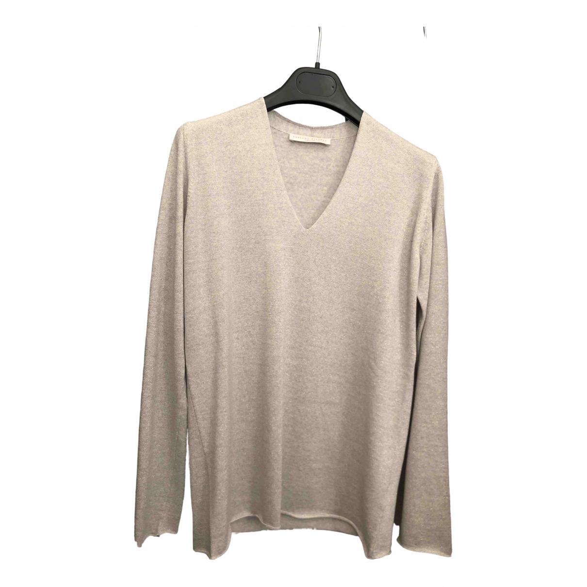Fabiana Filippi - Top   pour femme en laine - gris