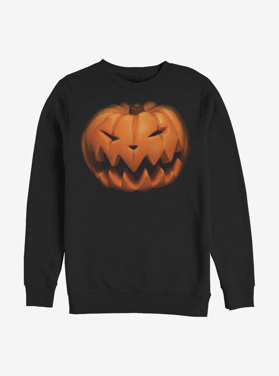 Disney Nightmare Before Christmas Pumpkin King Sweatshirt