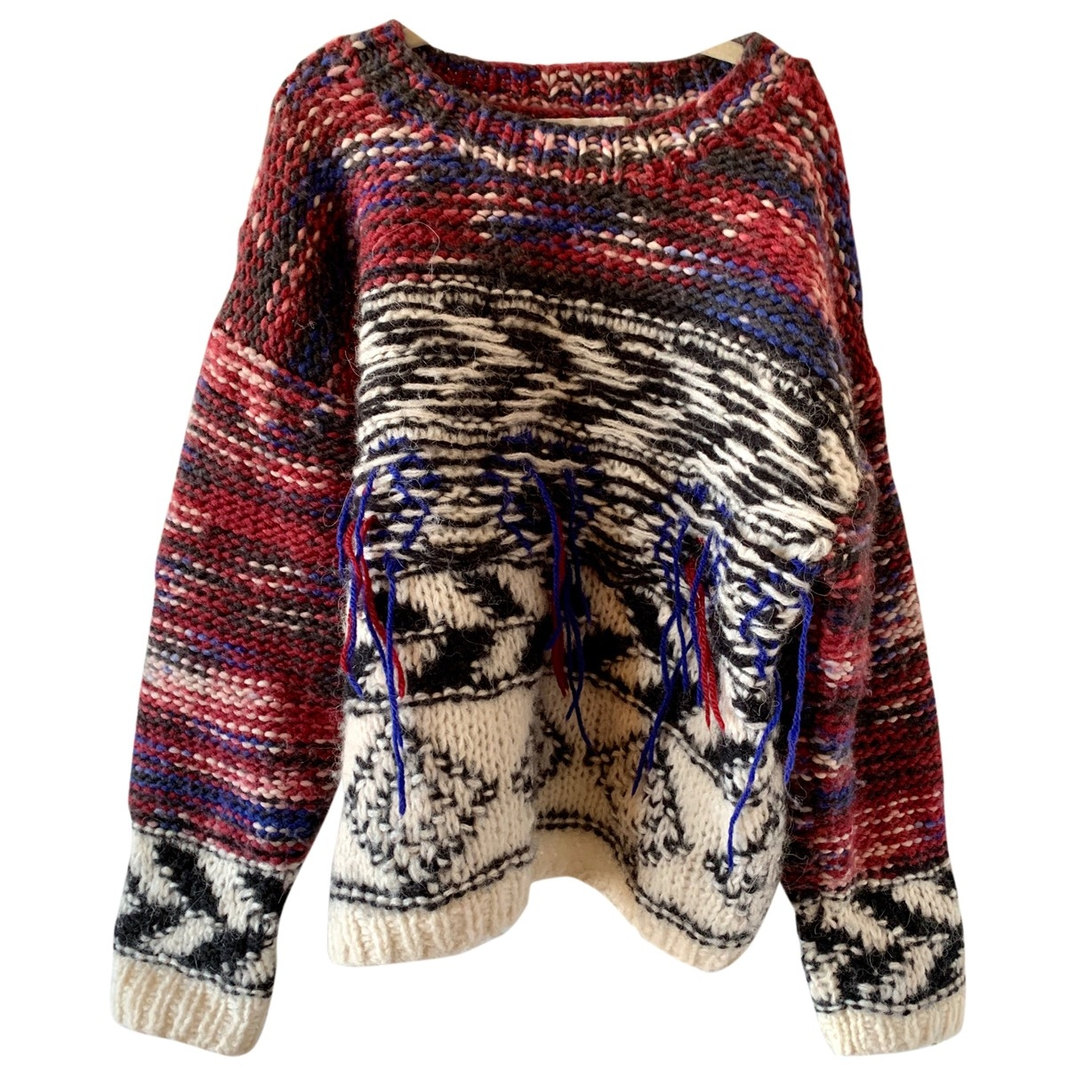 Isabel Marant Pour H&m \N Multicolour Wool Knitwear for Kids 10 years - up to 142cm FR