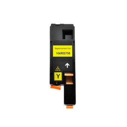 Xerox 106R02758 Compatible Yellow Toner Cartridge - Economical Box