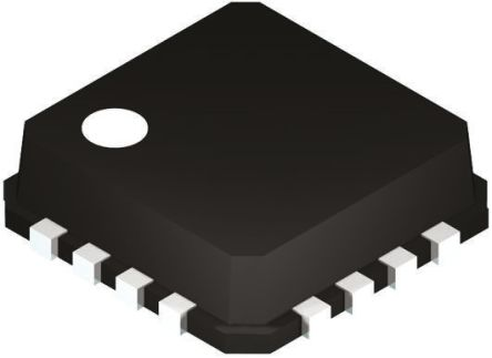 Analog Devices ADCMP572BCPZ-R2 , Comparator, CML O/P, 0.000165μs 3.3 → 5.2 V 16-Pin LFCSP VQ