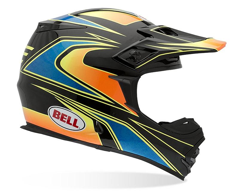 Bell Racing 7001258 MX-2 Tagger Transition Helmet XL | 60-61
