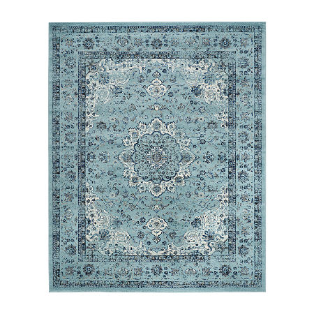 Safavieh Henrika Oriental Rectangular Rugs, One Size , Blue