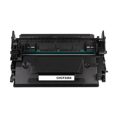 Compatible HP 26X CF226X Black Toner Cartridge High Yield - Economical Box
