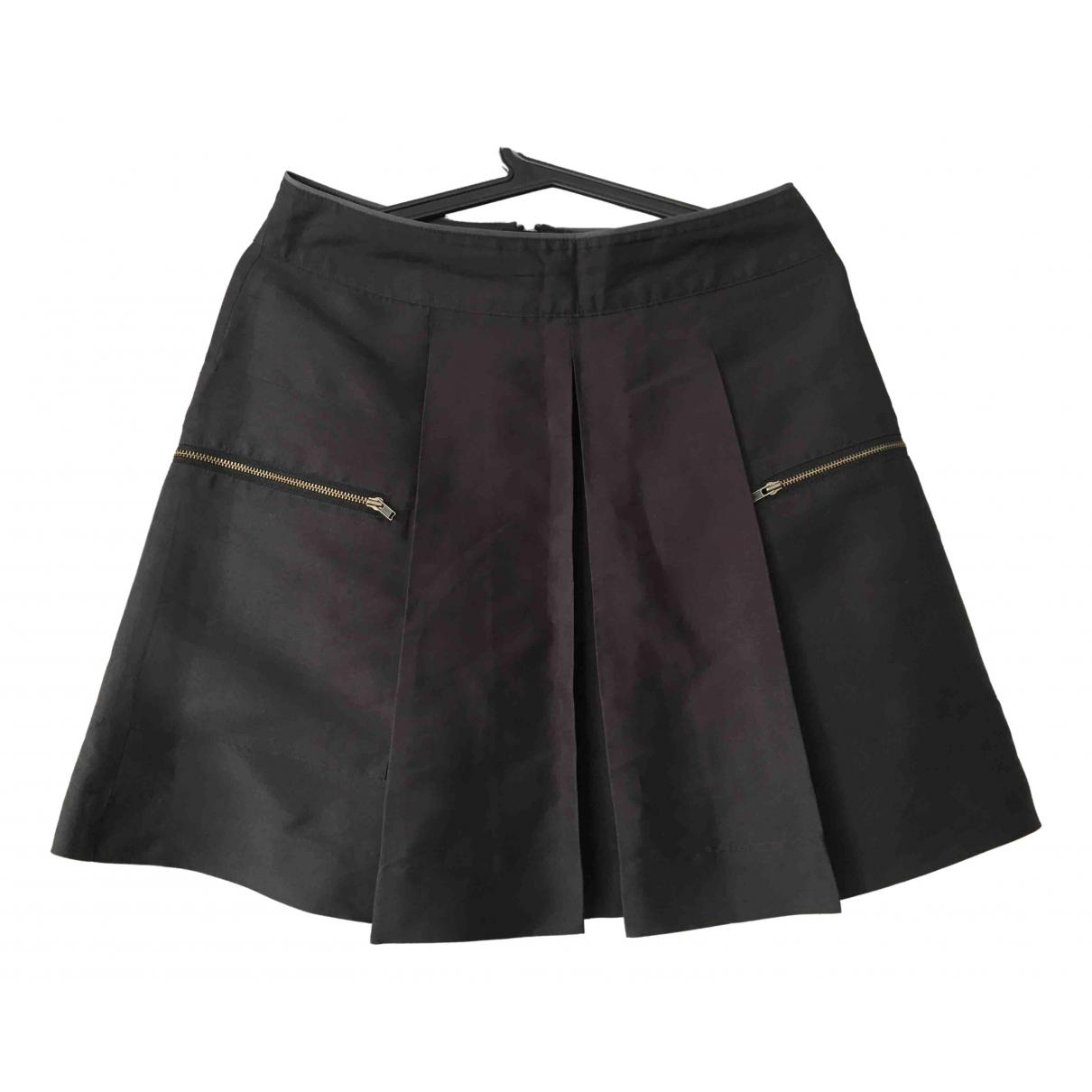 See By Chloé \N Black Silk skirt for Women 40 IT