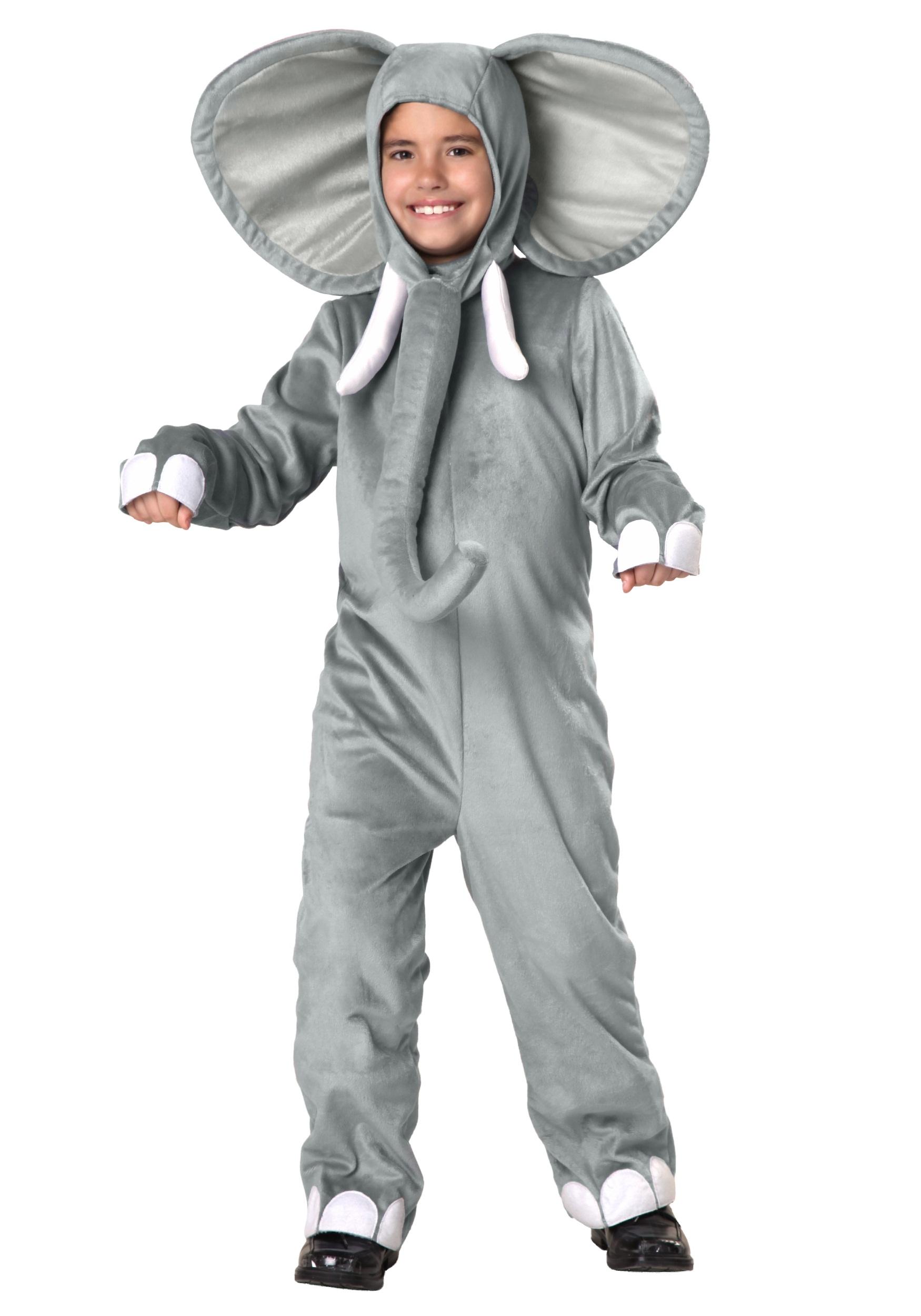 Elephant Costume for Kids