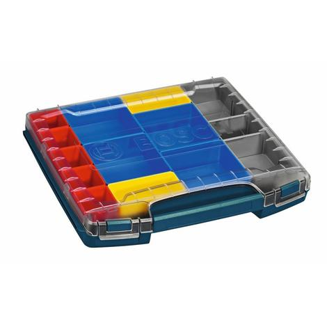 Bosch Thin Drawer for L-Boxx-3D with 12 pc. Insert Set