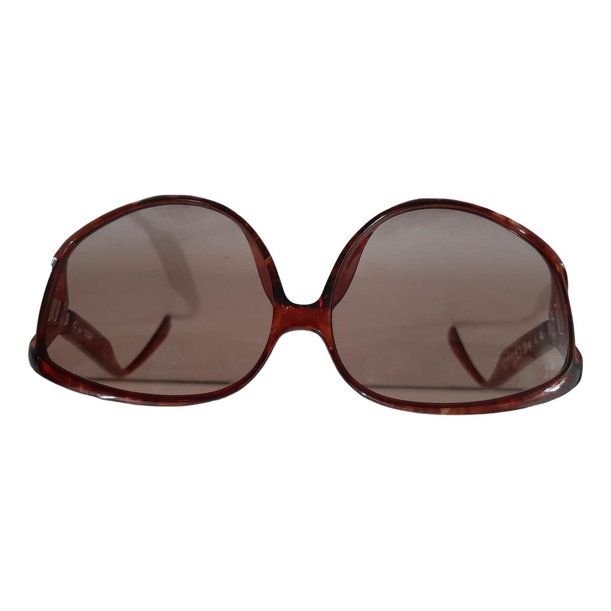 Christian Dior - Lunettes   pour femme - rouge
