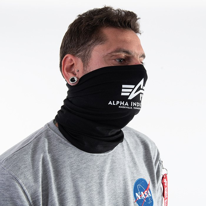 Alpha Industries Basic Logo Tube Mask 128936 95