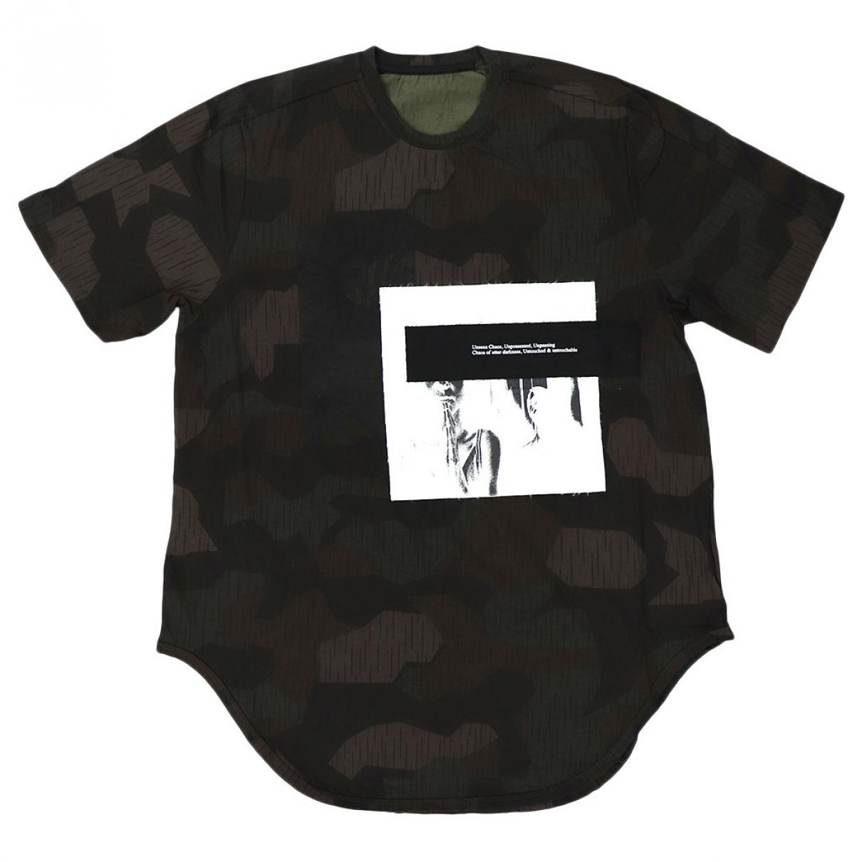 Julius 7 - Tee shirts   pour homme en autre - vert