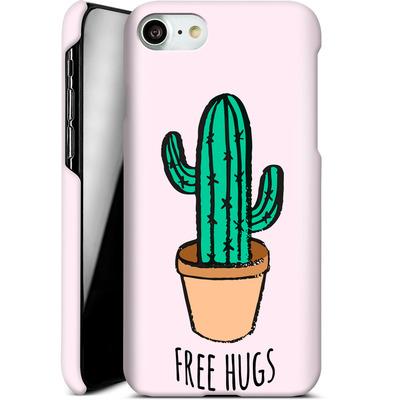 Apple iPhone 7 Smartphone Huelle - Cactus Free Hugs von caseable Designs