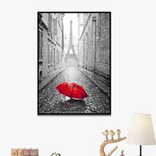 Umbrella Print DIY Diamond Painting Without Frame