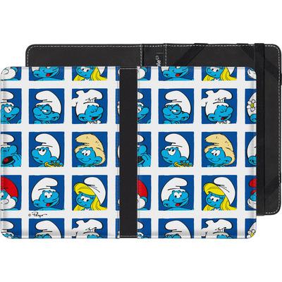 Kobo Glo HD eBook Reader Huelle - Smurf Squares von The Smurfs