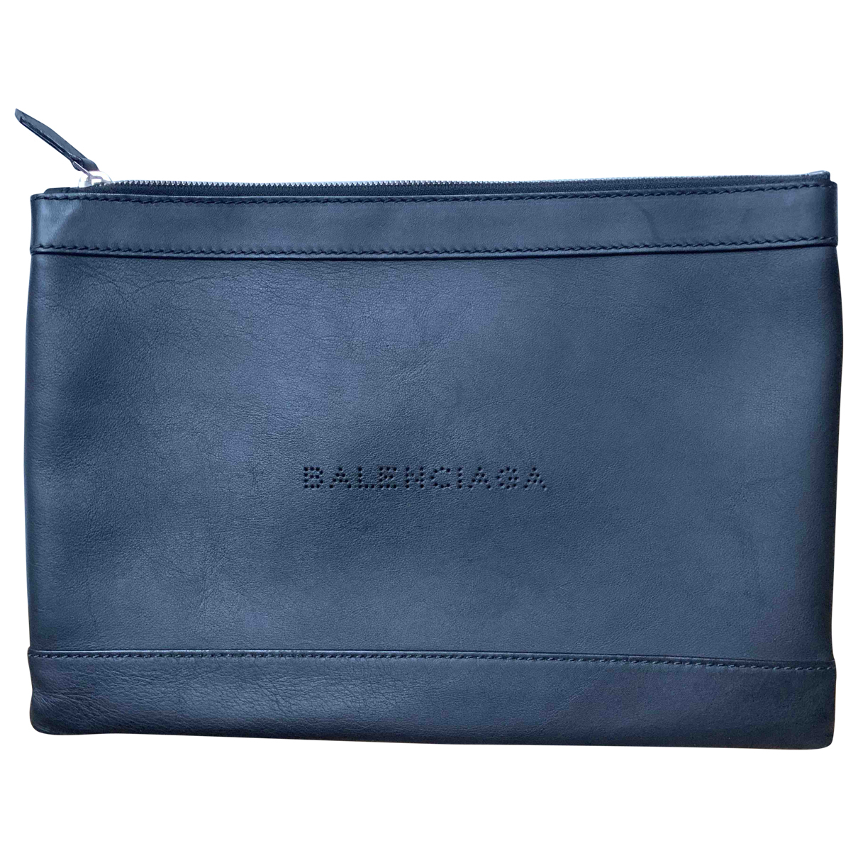 Balenciaga N Black Leather Small bag, wallet & cases for Men N