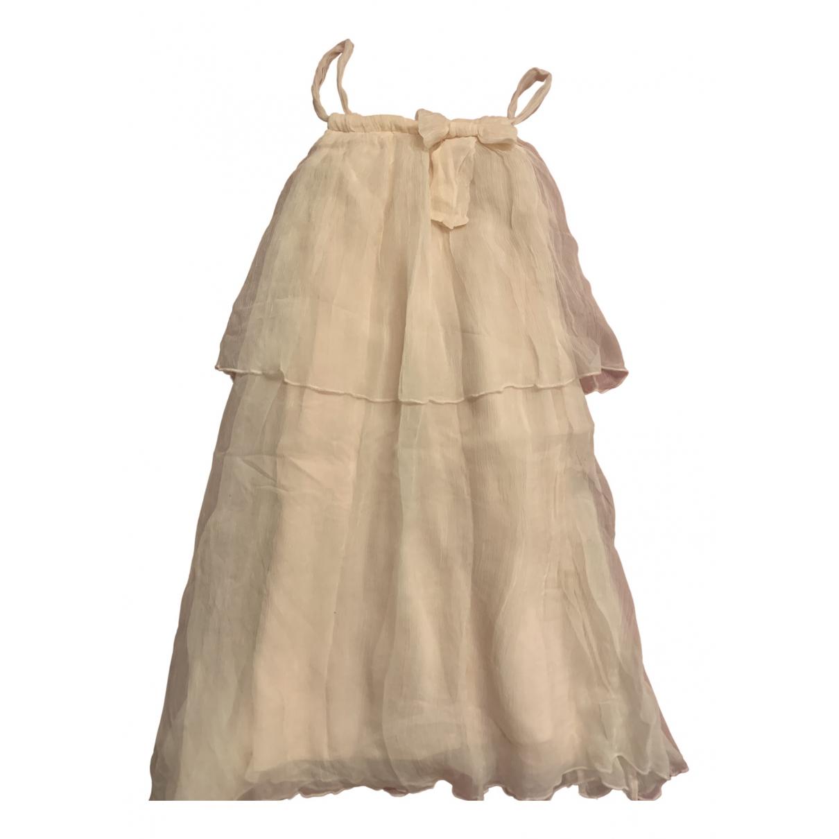 Vestido de Seda Repetto