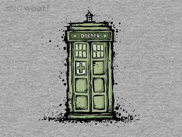 Intertemporal Dispensary Remix T Shirt