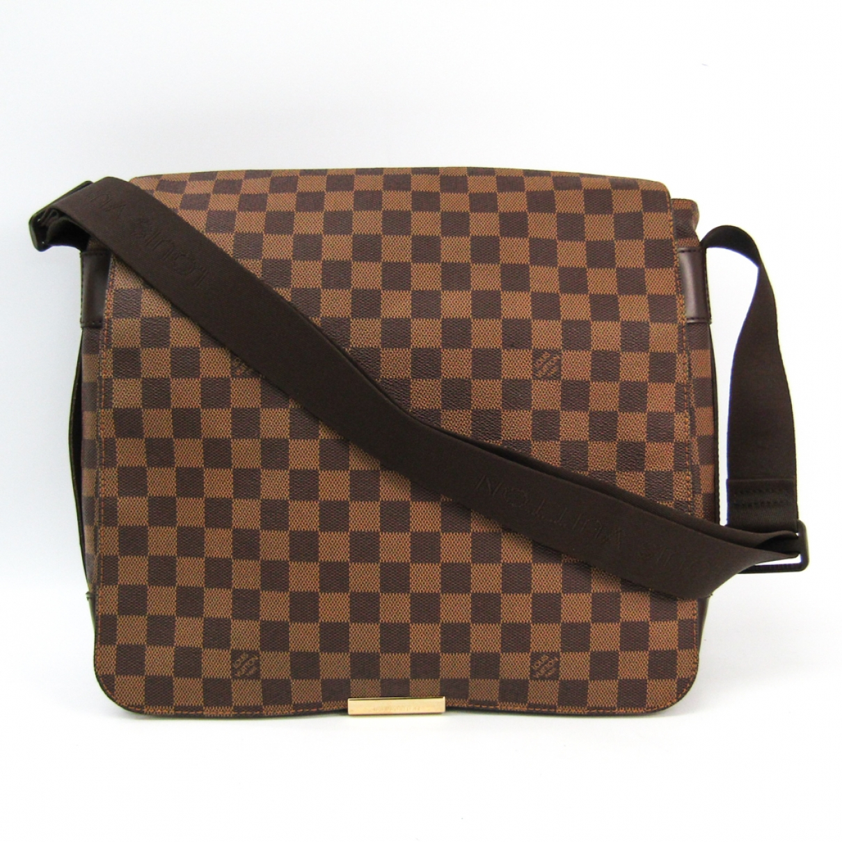Louis Vuitton Bastille Brown Cloth handbag for Women \N