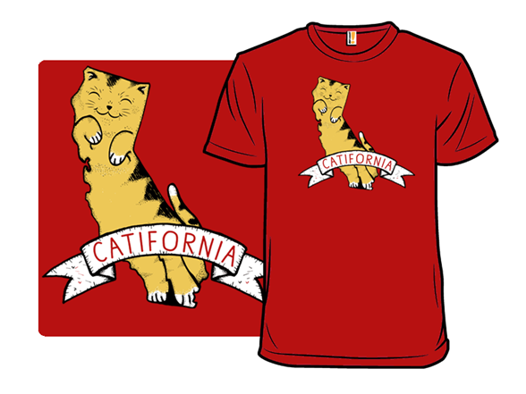 Catifornia T Shirt