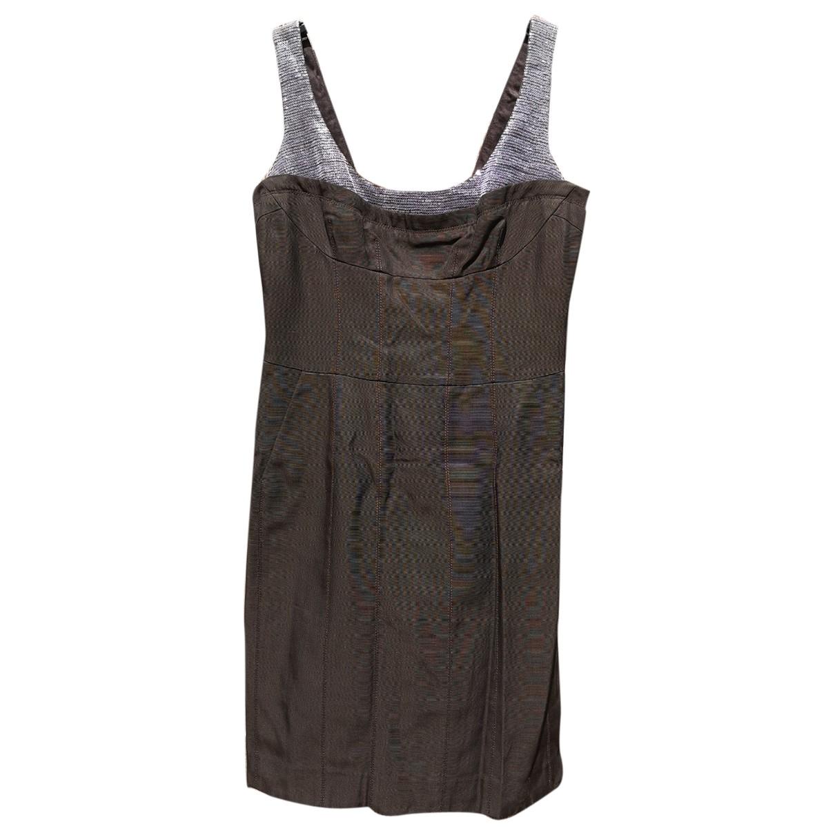 Amanda Wakeley - Robe   pour femme en coton - noir