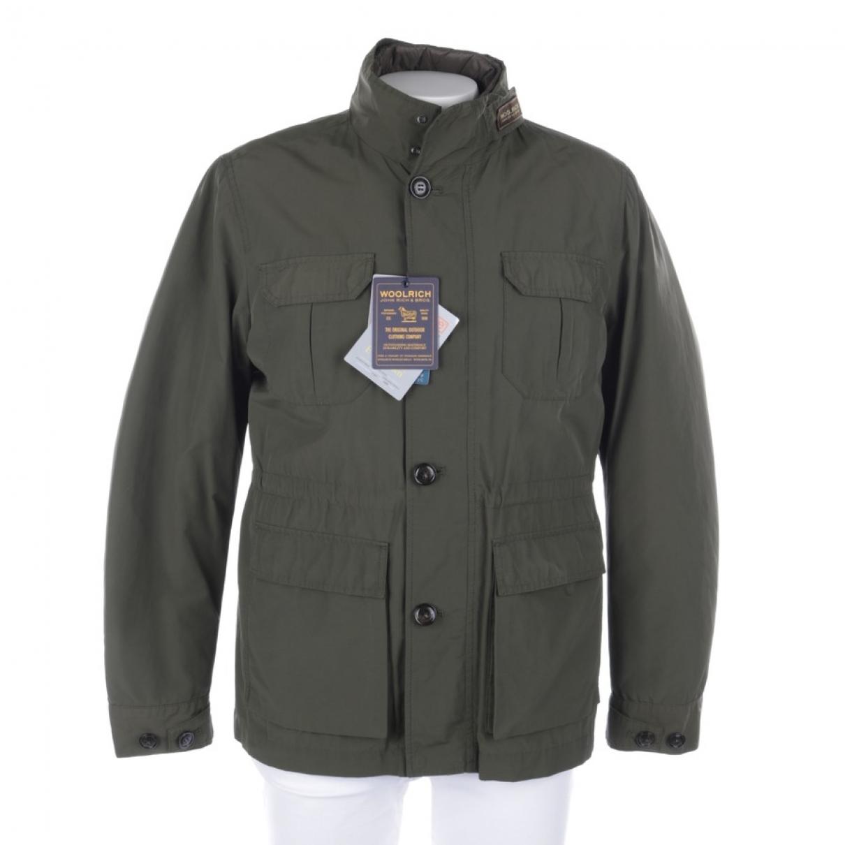 Woolrich \N Green jacket for Women L International