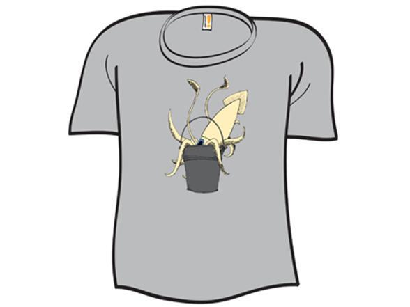 Hello Squidbucket! T Shirt