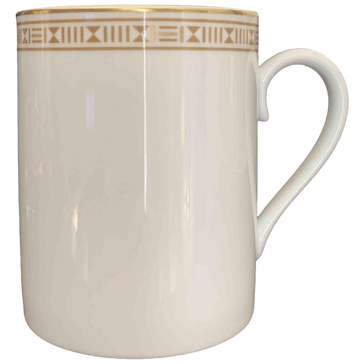 Hermes - Arts de la table   pour lifestyle en porcelaine - blanc